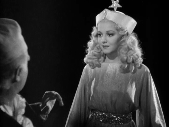 The Spirit of Christmas Past (Ann Rutherford)