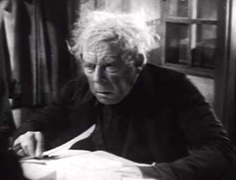 Sir Seymour Hicks as Scrooge