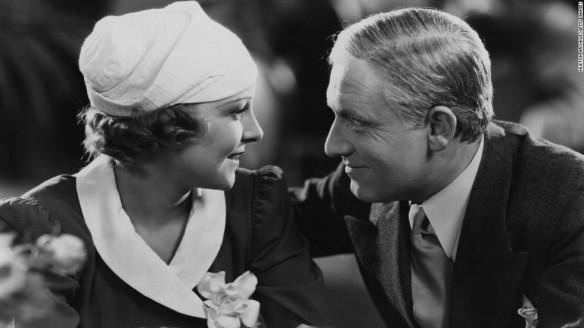 Helen Vinson and Spencer Tracy